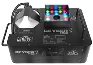 Chauvet Geyser RGB Fogger and LED Effects Light