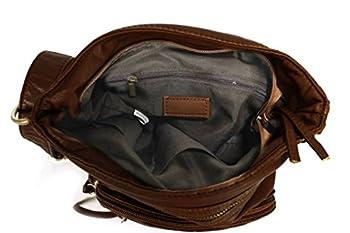Scarleton Washed Multi Pocket Crossbody Bag H1693 2