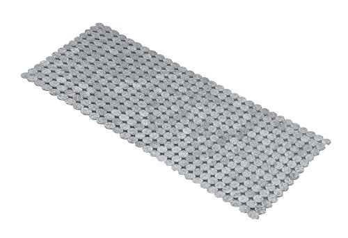 Kleine Wolke Sign Tub Safety Mats (14.2x31.5in, Silver) - 1