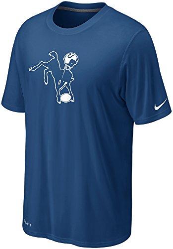 Youth Indianapolis Colts Black Camo Dri-Tek Synthetic T-Shirt