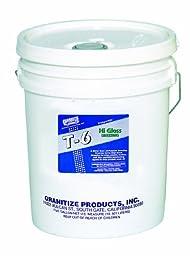 Granitize T-6 Auto High Gloss Dressing - Rubber-Vinyl-Plastic - 5 Gallon