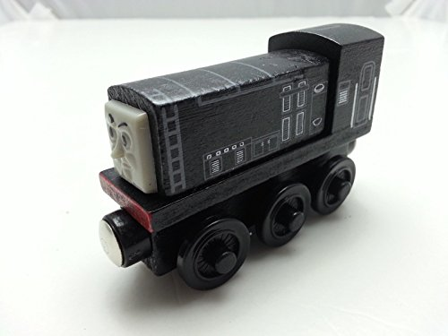 thomas-friends-diesel-magnetic-wooden-toy-train-loose-new-in-stock