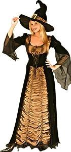 Taffettà Witch DLX Costume. SM