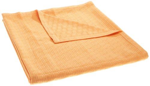 Hagemann Tropea_140210_apricot - Manta 140 x 210cm, color naranja