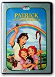 Patrick Brave Shepherd of the Emerald Isle DVD PAL Region 2 Animated - in English, Spanish & French