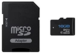 Essential 16 GB BLU Dash L Micro SDHC Card is custom formatted for high speed, lossless recording! Includes Standard SD Adapter. (Class 10 Certified 30MB/sec)