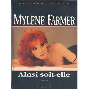 Mylene farmer ainsi soit-elle