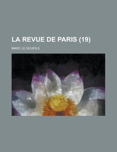 La Revue de Paris (19)