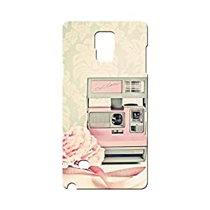BLUEDIO Designer Printed Back case cover for Samsung Galaxy Note 4 - G5753