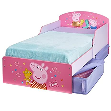 Peppa Pig : Children Bed - Kids Bedroom Furniture