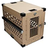 Impact Case Collapsible Dog Crate Medium (Desert Tan)