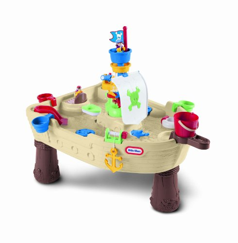 Best Little Tikes Toys : Little tikes anchors away pirate ship water table best