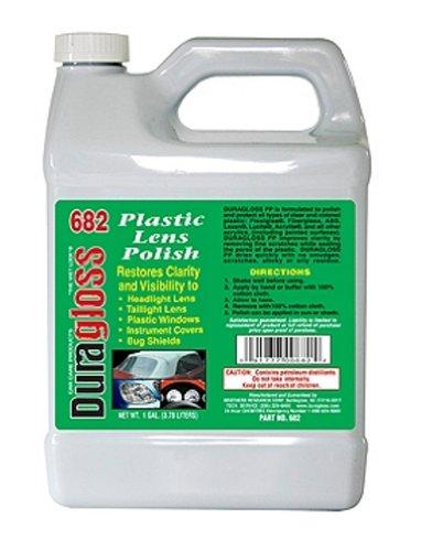 Duragloss 682 Plastic Lens Polish - 1 Gallon (Lucite Polish compare prices)