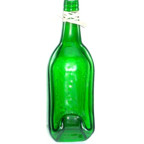 Melted  Slumped Jameson Irish Whiskey Bottle Bowl Everything ElseJameson Irish Whiskey Bottle
