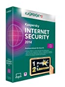 Kaspersky Internet Security 2014 - 2 PCs