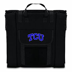 NCAA Texas Christian Horned Frogs Portable Stadium Seat by Picnic Time