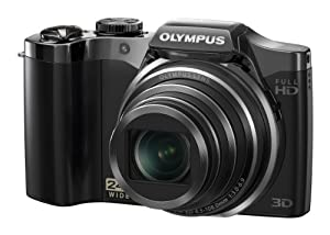 Olympus Sz-30mr Sz30 Mr Digital Camera Black - International Version (No Warranty)