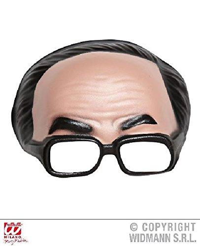 Demi-masque-intello-politicien-Taille-Unique