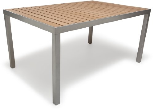 Strathwood Brook Rectangular Dining Table