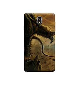EPICCASE Premium Printed Mobile Back Case Cover With Full protection For Samsung Galaxy Note 3 (Designer Case)