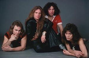 Photo Eddie Van Halen Michael Anthony David Roth
