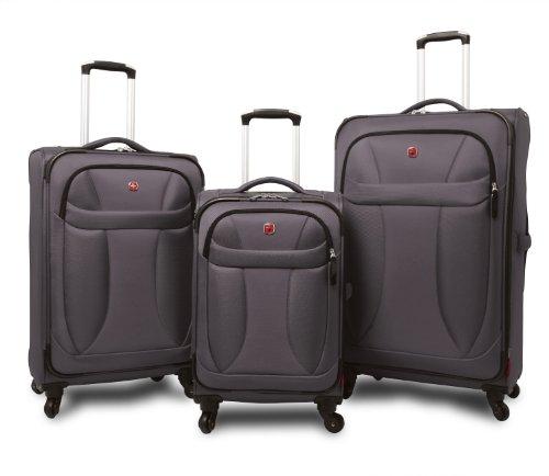 Trolley Koffer Set 3 tlg. – NEO LITE – Grau von
