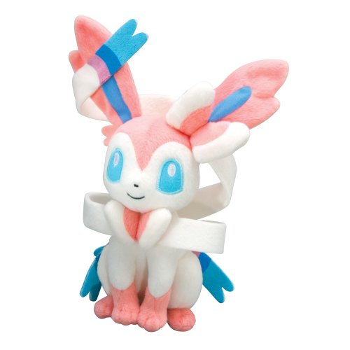 Pokémon Small Plush Sylveon - 1