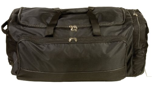 Champion Sports Deluxe Wheeled Equipment Bag