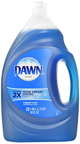 Dawn Ultra Dishwashing Liquid, Original Scent, 56 Ounce