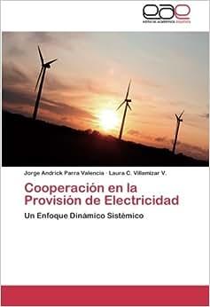Cooperacion En La Provision De Electricidad: Un Enfoque Dinamico Sistemico (Spanish Edition)