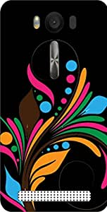 FotoAdda Designer Printed Back Cover for Asus Zenfone 2 L...