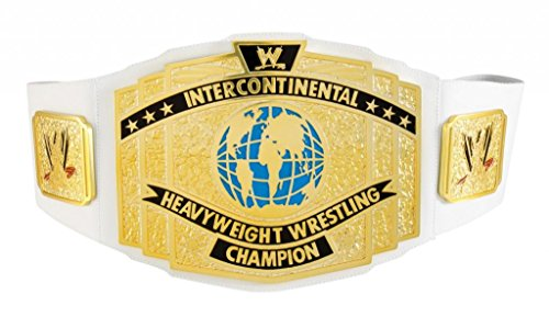 WWE Intercontinental Champion Adult & Kids Costume Belt