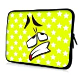 """Finers HUADO? 13"""" Cartoon Laptop Sleeve Case for MacBook Air Pro/HP/DELL/Sony/Toshiba/Asus/Acer"""