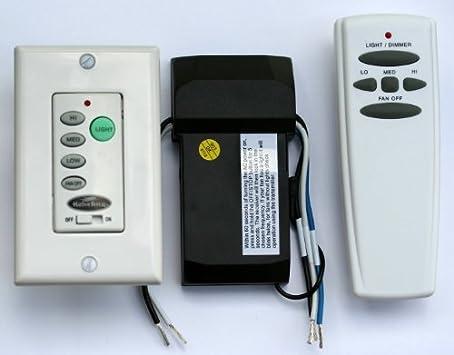 Gt Universal Ceiling Fan Remote Control Kit