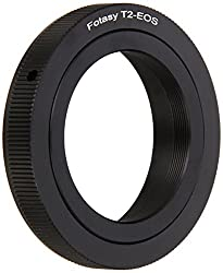 Fotasy EFT2 T/T2 Mount Lens to Canon EOS EF Mount Camera AdapterNormal Lens for Other Cameras