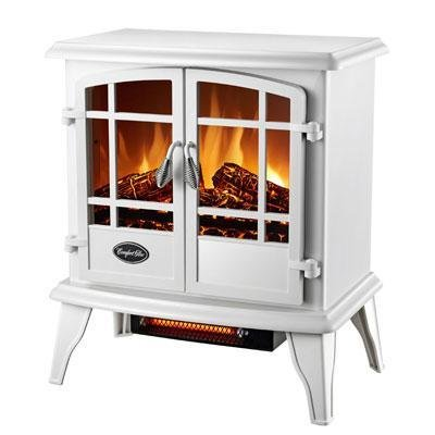 Brand New World Marketing Cg Kyston Quartzelecstove Wht