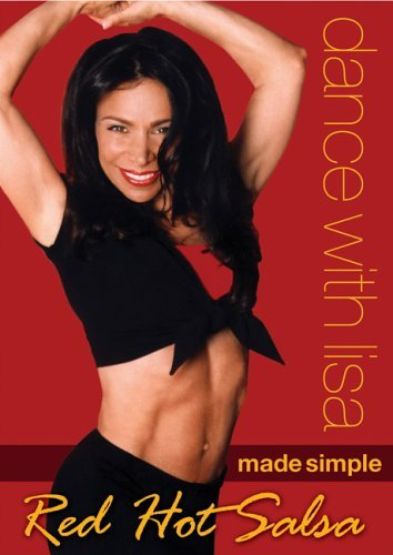 Dance with Lisa: Red Hot Salsa Made Simple (Salsa Workout Dvd compare prices)