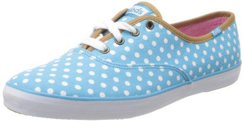 keds-donna-champion-dot-canvas-sneakers-blu-39-eu