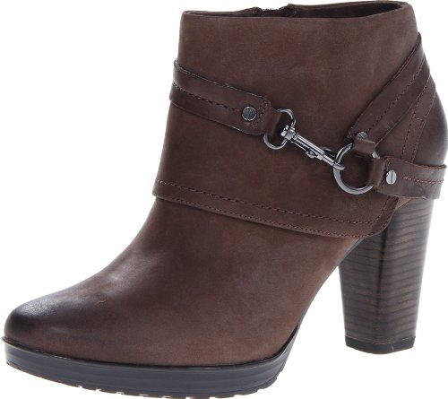 indigo by Clarks Women's Lida Piper Boot,Brown,6 M US