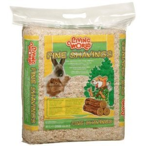 Living World Pine Shavings, 2500-Cubic Inch (Wood Shavings Bedding compare prices)
