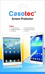 Casotec Universal Super Clear Screen Protector for 7-inch Tablets