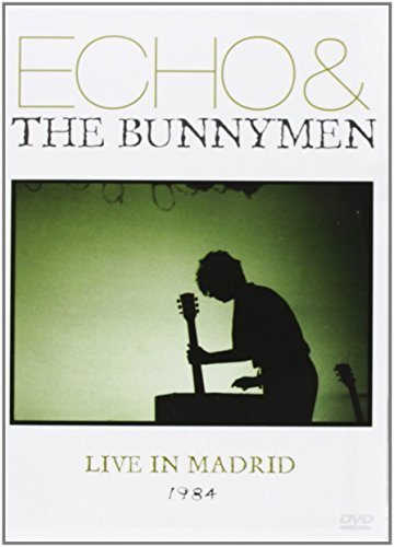 Echo & The Bunnymen - Live In Madrid - 1984