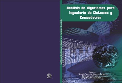 Análisis de Algoritmos para Ingeniería de Sistemas y Computación