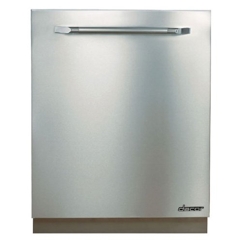 Dacor 24 In. Stainless Steel Built-In Dishwasher - RDW24S