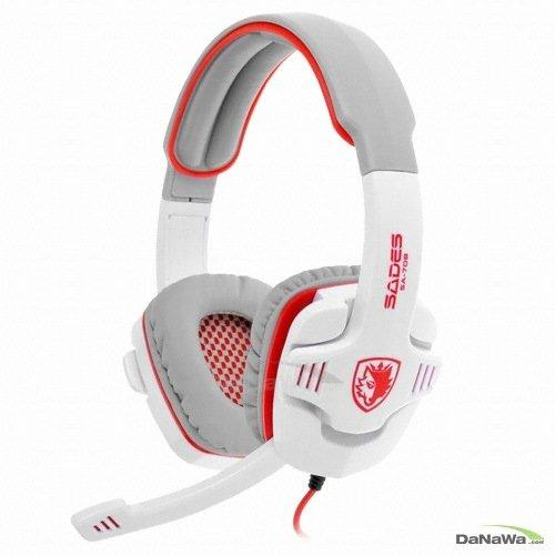 Sades Sa-708 Plus Strero Headset