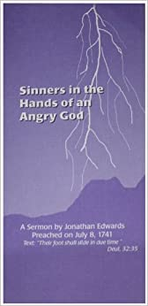 What are five uses of imagery in Sinners in the Hands of an Angry God ?