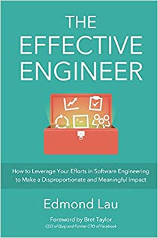 The Effective Engineer Book Cover