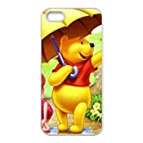 iPhone 5S Case ,iPhone 5 Case ,Winnie the Pooh Wallet Case for iPhone 5 5S,Case Cover Fit For Apple iPhone 5 5G 5S,TPU Screen Protector For Apple iPhone 5 5G 5S