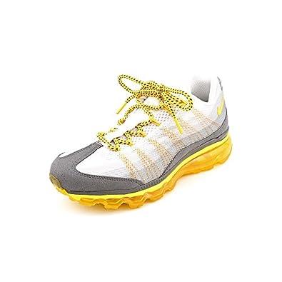 Nike Air Max 95 Dyn Fw Womens Gray Mesh Running Shoes Size
