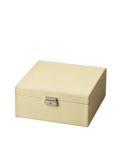 Butler Specialty Lido Leather Storage Case